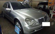 Jual Mercedes-Benz C240 Classic 2003