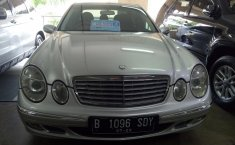 Jual Mercedes-Benz E250 Elegance 2002