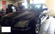 Jual Mercedes-Benz S320 L6 3.2 Automatic 2000