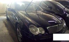 Jual Mercedes-Benz C200 2.0 Automatic 2002