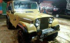 Jeep CJ 7 () 1986 kondisi terawat