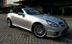2010 Mercedes-Benz SLK200 dijual