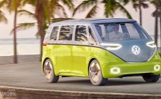 Review Volkswagen ID Buzz 2017