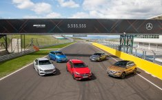 New Generation Compact Cars, Strategi Cerdas Mercedes-Benz Pikat Millennials