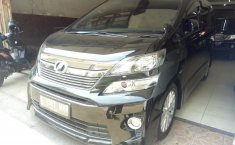 Jual Toyota Vellfire 2.4 Z A/T 2014