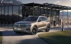 Review Volkswagen Touareg 2019