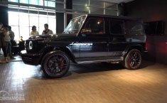 Langka dan Spesial, Mercedes G63 Edition 1 yang Hanya Ada Dua di Indonesia