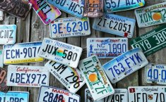 Ternyata Ada Fakta Menarik Dibalik Sejarah Plat Nomor Kendaraan Mulai Dari Paris Hingga Indonesia