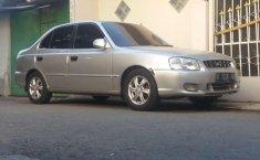Hyundai Verna  2002 Silver