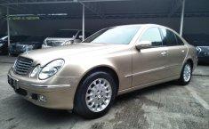 Mercedes-Benz E260 E260 2003 Dijual