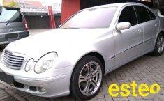 2006 Mercedes-Benz E280 dijual