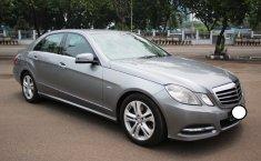 Dijual Mercedes-Benz E250 Avantgrade 2011