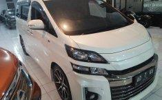 Jual Toyota Vellfire G 2013