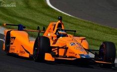 Reuni McLaren Dan Chevrolet Di Balap Indianapolis 500 2019