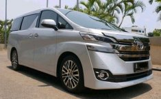 Jual Toyota Vellfire G 2015