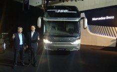 Mercedes-Benz Perkenalkan Duo Bus Premium OF 1623 RF dan O500RS 1836