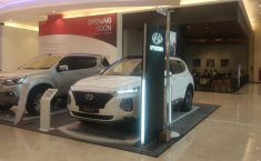 Jual Hyundai Santa Fe CRDi VGT 2.2 Automatic 2018
