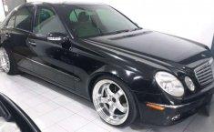 Mercedes-Benz E240 2003 dijual