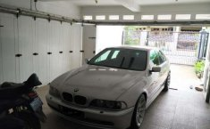 BMW 5 Series 520i 2001 Silver