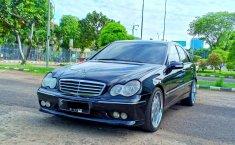 Jual Mercedes-Benz C240 W203 2.6 V6 Sedan 2005