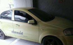 Chevrolet Kalos LT 2006 Hijau