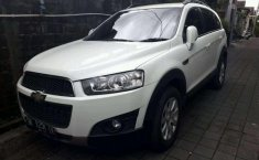 Chevrolet Captiva LT 2012 Putih