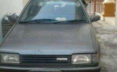 Mazda 323  1987 Silver