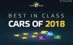 Bisa Jadi Pilihan! 3 Mobil Teraman Berdasarkan Kelasnya dalam Euro NCAP 2018