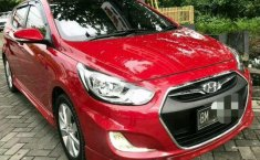 Hyundai Grand Avega  2012 Merah