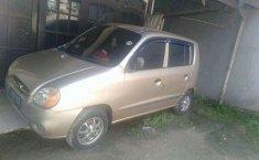 2002 Hyundai Atoz dijual
