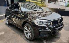 BMW X6  2016 Hitam