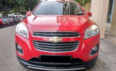 Jual Chevrolet TRAX 1.4 Automatic 2016