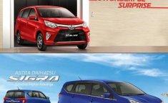 Komparasi Toyota Calya Dan Daihatsu Sigra, Akhir Tahun Pilih Mana?