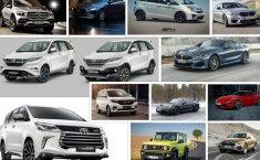 #2019GantiMobil, 40 Mobil Baru 2019 Ini Buat Persaingan Otomotif Semakin Memanas