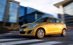 Review Suzuki Swift 2013: Penyegaran City Car yang Fun to Drive
