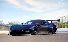 Review Aston Martin Vulcan 2015