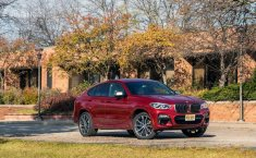 Review BMW X4 M40i 2019