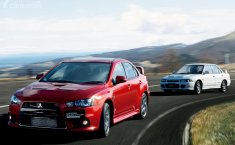 Review Mitsubishi Lancer Evolution X 2008