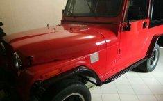 Jeep CJ 7  1980 Merah