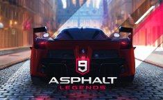 Liburan Tidak Ada Rencana Pergi? Mainkan Game Asphalt 9: Legends Terbaru