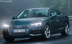 Review Audi A5 Coupé 2017
