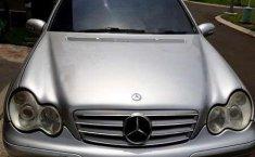Mercedes-Benz C-Class 2002 dijual