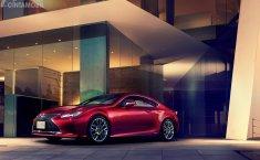 Review Lexus RC 350 F-Sport 2019
