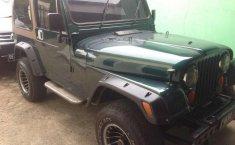 Jeep CJ 7  2005 Hijau