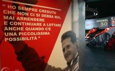 Selebrasi Ultah Michael Schumacher, Museo Ferrari adakan Michael 50