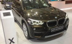 Review BMW X1 sDrive18i Dynamic Line 2018