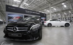 Harga Mercedes-Benz C-Class Agustus 2019