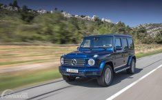 Review Mercedes-Benz G-Class 2019: Tetap Sangar Walau Dibuat Mewah