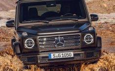 Mercedes Ungkap Tips Membawa G-Class 2019 di Genangan Air dan Jalanan Berlumpur