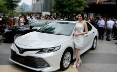 Review All New Toyota Camry 2019
